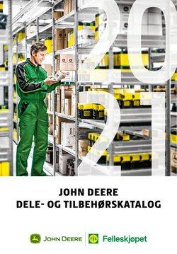 Felleskjøpet-katalog ( Mer enn 30 dager )