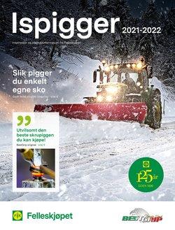 Tilbud fra Bygg og hage i Felleskjøpet-brosjyren ( Mer enn 30 dager)