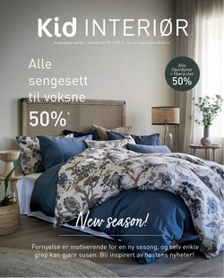 Kid interiør-katalog ( Publisert i dag)