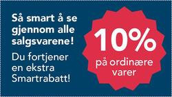 Tilbud fra Varme & Bad i Oslo-brosjyren