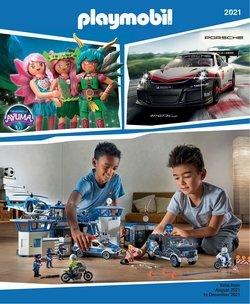 Tilbud fra Playmobil i Playmobil-brosjyren ( Mer enn 30 dager)