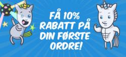Tilbud fra CoolStuff i Oslo-brosjyren