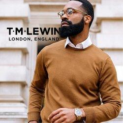 T.M. Lewin-katalog ( Mer enn 30 dager )