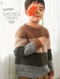 Sandnes Garn-katalog ( 19 dager igjen )