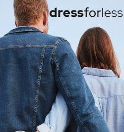 Tilbud fra Dress for less i Dress for less-brosjyren ( 5 dager igjen)