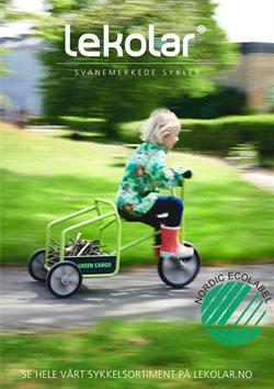 Tilbud på Barn og leker i Lekolar-katalogen i Moss ( Publisert i går )
