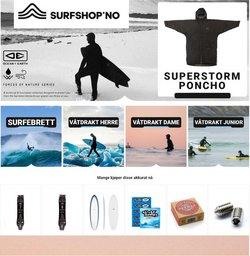 Surfshop-katalog ( 15 dager igjen )
