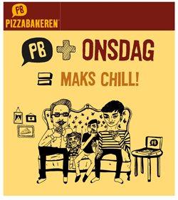 Pizzabakeren-katalog ( Mer enn 30 dager )