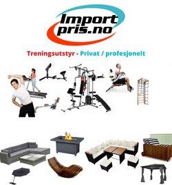 Tilbud fra Importpris i Importpris-brosjyren ( 3 dager igjen)
