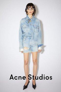 Tilbud fra Klær, sko og tilbehør i Acne Studio-brosjyren ( 4 dager igjen)