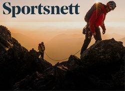 Tilbud fra Sportsnett i Sportsnett-brosjyren ( 16 dager igjen)