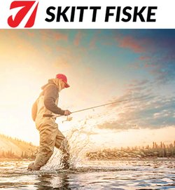 Tilbud fra Skitt fiske i Skitt fiske-brosjyren ( Utløper i dag)