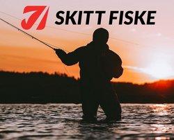 Tilbud fra Skitt fiske i Skitt fiske-brosjyren ( 23 dager igjen)