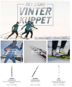 Tilbud på Sport og Fritid i Milslukern Sport-katalogen i Oslo ( Utløper i dag )