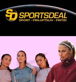 Tilbud fra Sportsdeal i Sportsdeal-brosjyren ( 11 dager igjen)