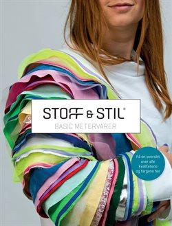 Stoff & Stil-katalog ( 5 dager igjen )