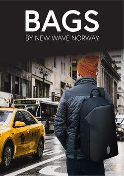 Tilbud fra New Wave i New Wave-brosjyren ( 16 dager igjen)