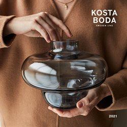 Kosta Boda-katalog ( Mer enn 30 dager )