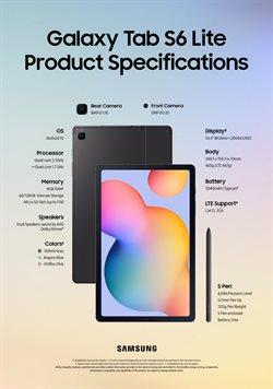 Tilbud på Elektronikk og hvitevarer i Samsung-katalogen i Oslo ( Mer enn 30 dager )