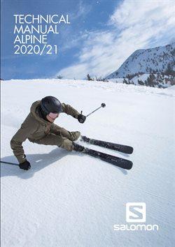 Tilbud på Sport og Fritid i Salomon-katalogen i Oslo ( Mer enn 30 dager )