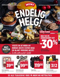 Meny-katalog i Drammen ( Utløpt )