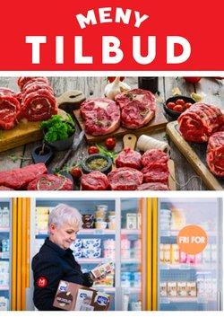 Meny-katalog i Drammen ( Publisert i dag )