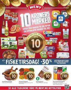 Meny-katalog i Drammen ( 3 dager igjen )