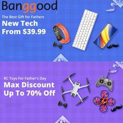 Tilbud fra Banggood i Banggood-brosjyren ( 9 dager igjen)