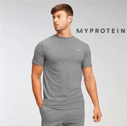 Myprotein International-katalog ( Mer enn 30 dager )