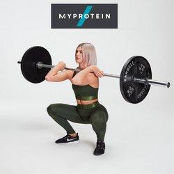 Tilbud fra Sport og Fritid i Myprotein International-brosjyren ( Utløper i dag)
