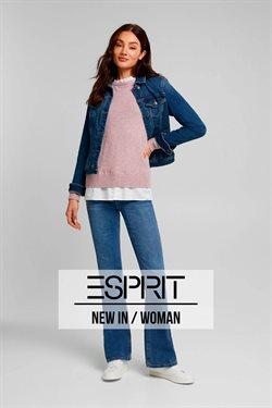 Esprit-katalog ( Mer enn 30 dager )