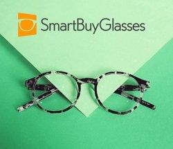 Tilbud fra SmartBuyGlasses i SmartBuyGlasses-brosjyren ( 8 dager igjen)