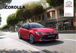 Tilbud fra Bil og motor i Toyota-brosjyren ( Mer enn 30 dager)