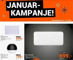 Tilbud på Elektronikk og hvitevarer i Elektroimportøren-katalogen i Oslo ( 7 dager igjen )