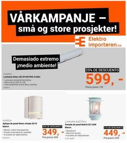 Tilbud fra Elektronikk og hvitevarer i Elektroimportøren-brosjyren ( 3 dager igjen )