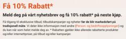 Tilbud fra Elektroimportøren i Oslo-brosjyren