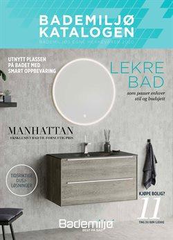 Bademiljø-katalog ( Mer enn 30 dager )