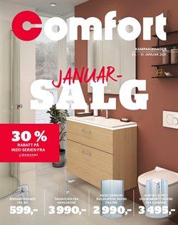 Tilbud fra Salg i Comfort-brosjyren ( 12 dager igjen)