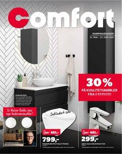 Tilbud fra Comfort i Comfort-brosjyren ( 11 dager igjen)