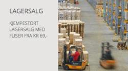 Tilbud på Salg i Norfloor-katalogen i Oslo