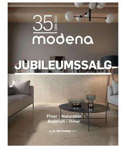 Tilbud fra Modena Fliser i Modena Fliser-brosjyren ( 2 dager igjen)