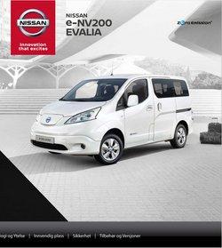 Tilbud fra Nissan i Nissan-brosjyren ( Mer enn 30 dager)