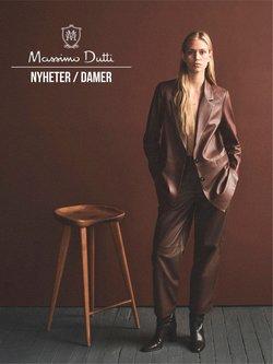 Tilbud fra Massimo Dutti i Massimo Dutti-brosjyren ( Mer enn 30 dager)