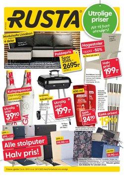 Rusta-katalog ( 3 dager siden )