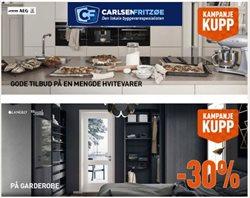 Carlsen Fritzøe-katalog ( Utløpt )