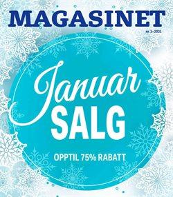 Tilbud på Bøker og kontor i KrimKlubben-katalogen i Trondheim ( 15 dager igjen )