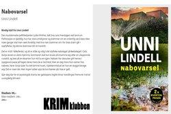 Tilbud fra KrimKlubben i KrimKlubben-brosjyren ( 12 dager igjen)