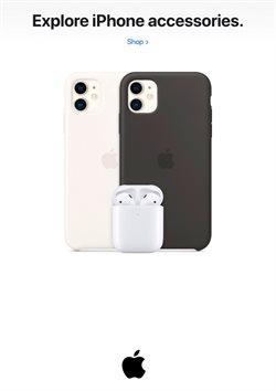 Tilbud fra Elektronikk og hvitevarer i Apple-brosjyren ( 15 dager igjen )