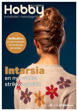 Tilbud på Bøker og kontor i Hobbyklubben-katalogen i Oslo ( 9 dager igjen )