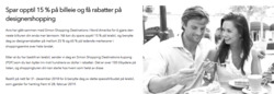 Tilbud fra Avis i Oslo-brosjyren